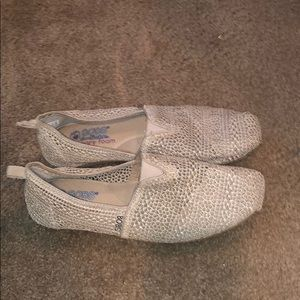 Bobs breathable slip-ons